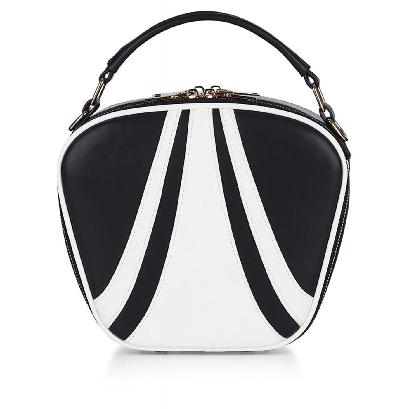 Jeanie LULU HUN Retro 50s style Mod Bowling Bag