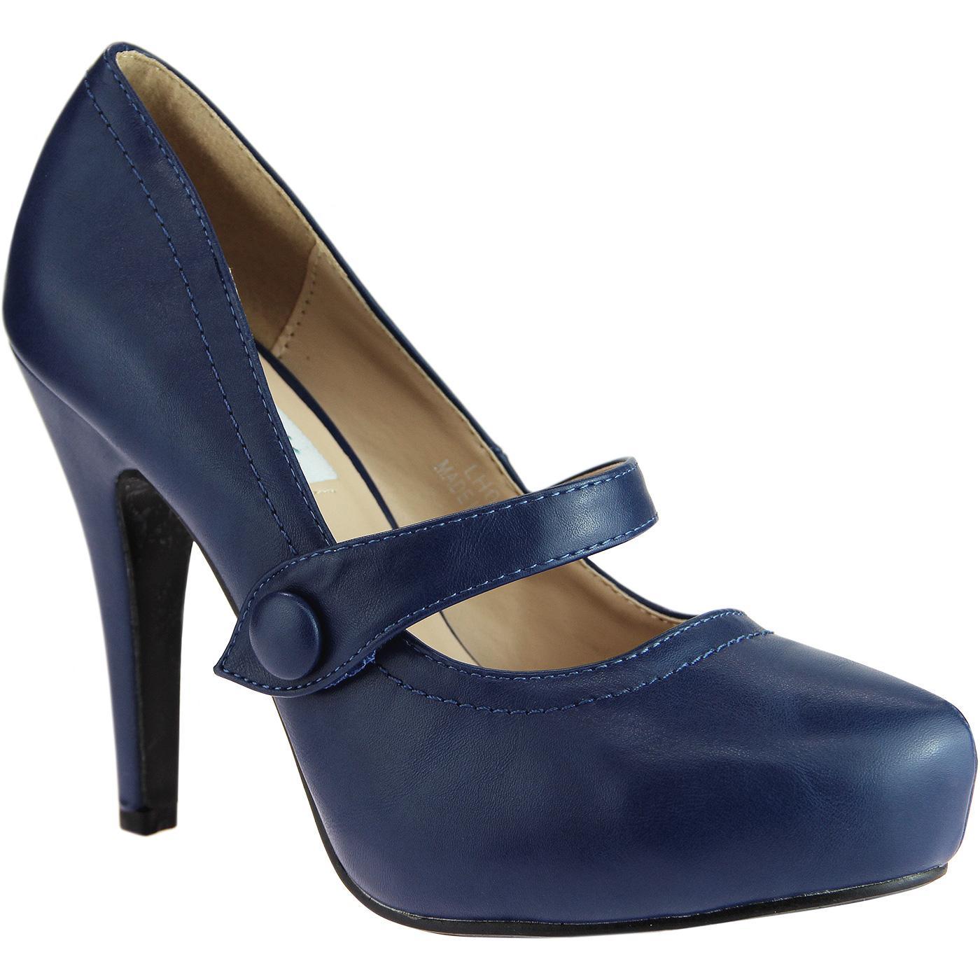 Dolly LULU HUN Retro 50s Vintage High Heel Shoes