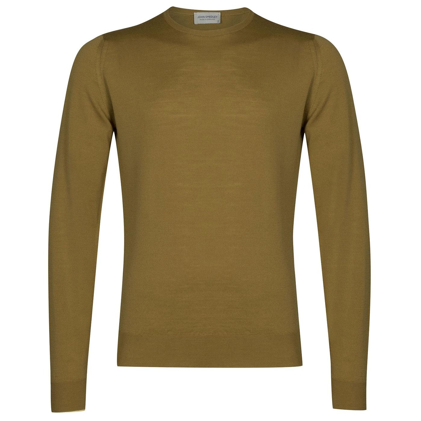 Lundy JOHN SMEDLEY Knitted Merino Wool Jumper WG
