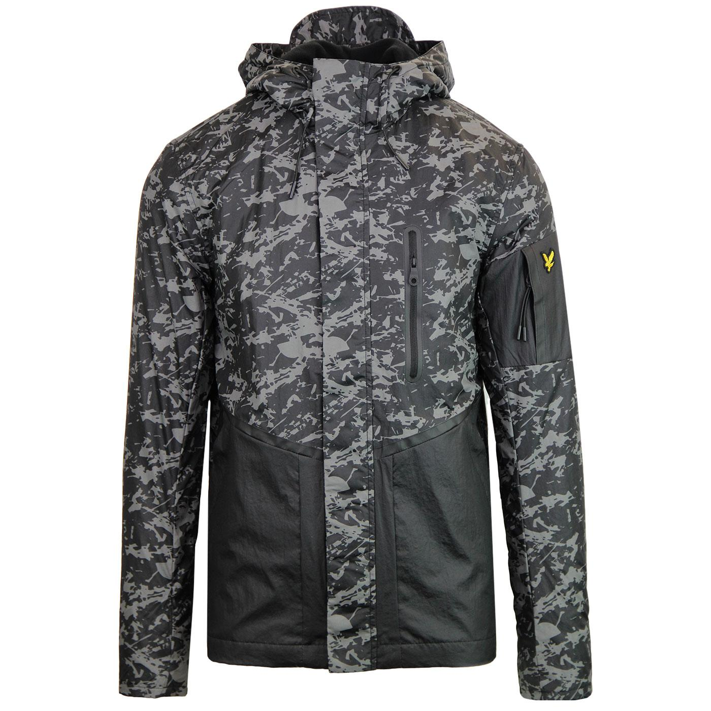 LYLE & SCOTT Casuals Camo Retro Hooded Jacket (TB)