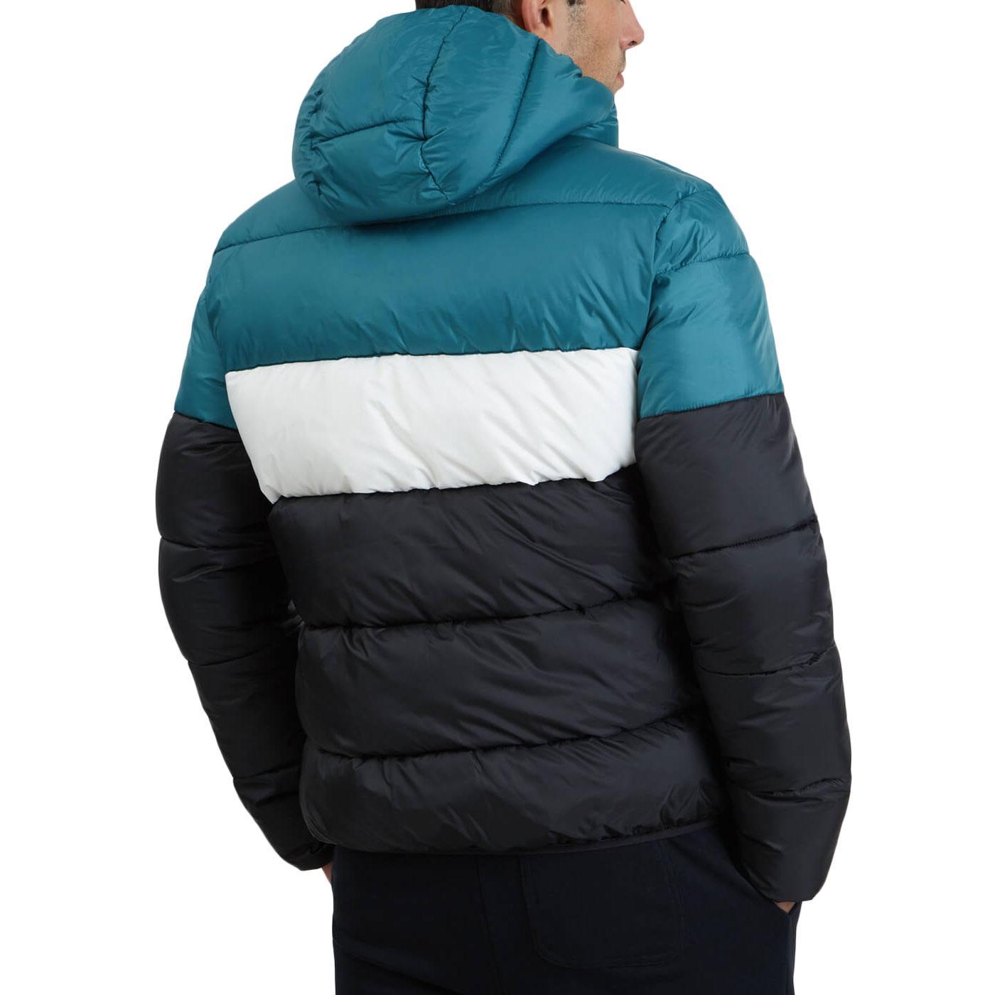 Black Lyle /& Scott Men/'s Colour Block Jacket