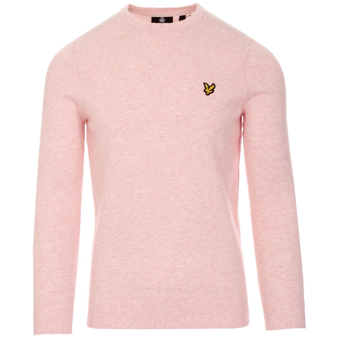 LYLE & SCOTT Cotton Merino Crew Neck Jumper (SPM)