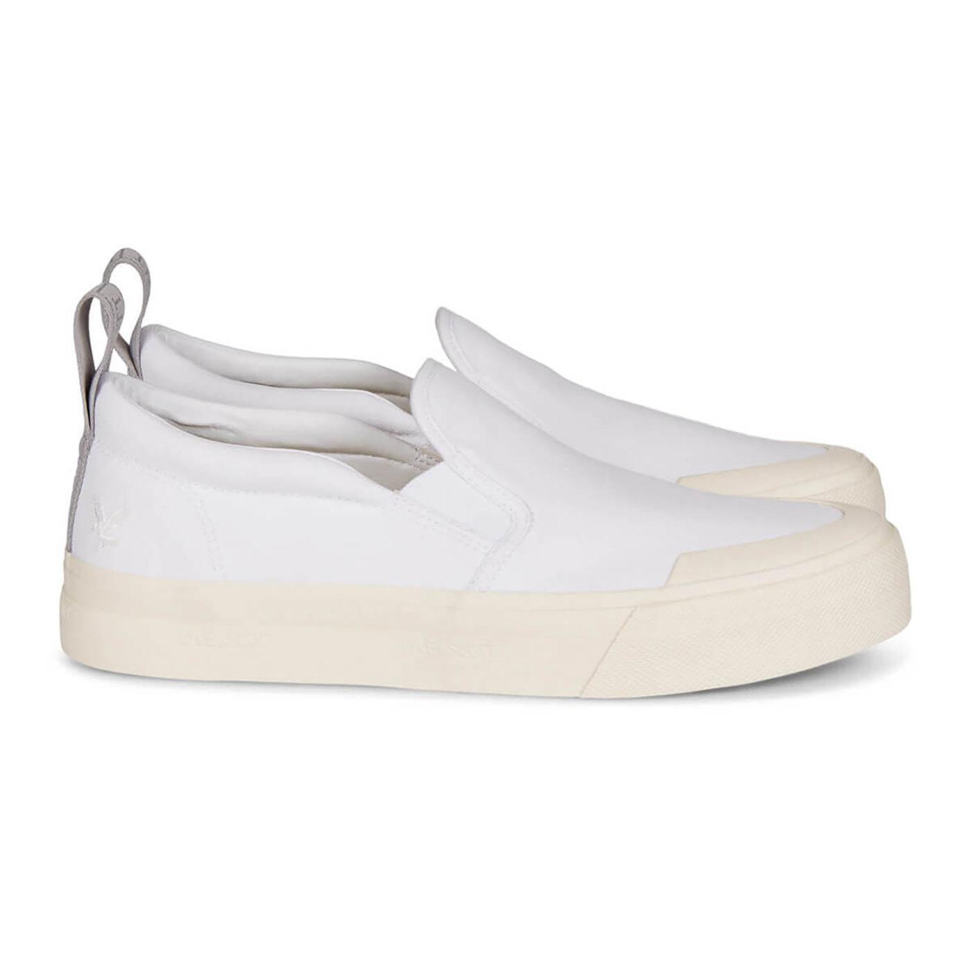 Duncan LYLE & SCOTT Canvas Slip-On Sports Shoes