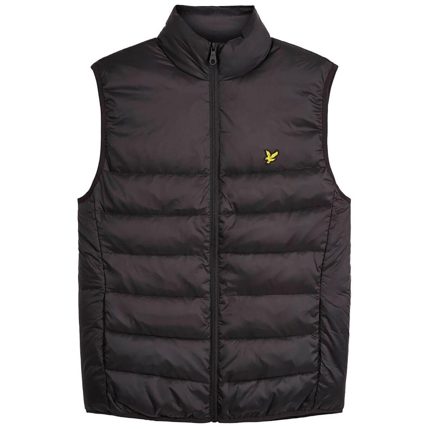 LYLE & SCOTT Men's Funnel Neck Wadded Gilet JB
