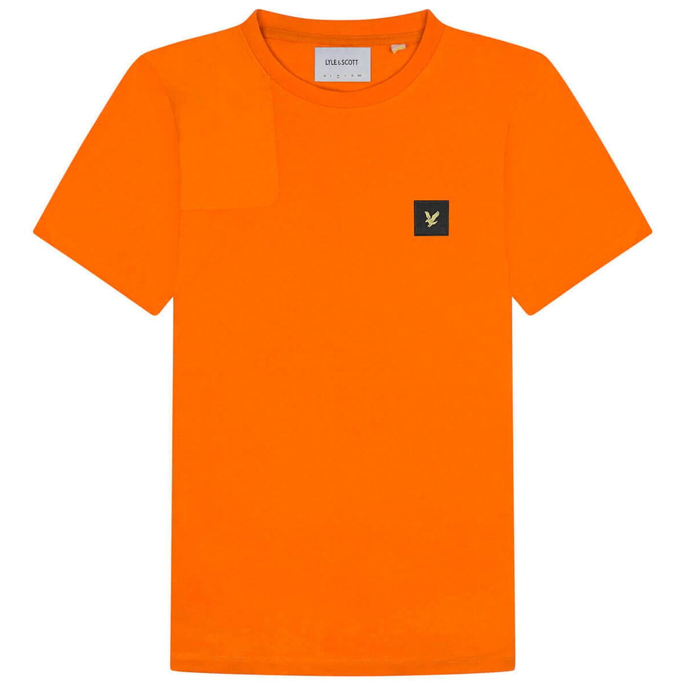LYLE & SCOTT Mod Casuals 80s Applique Ripstop Tee