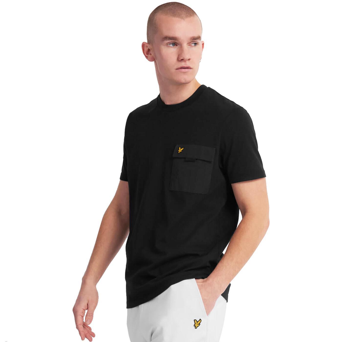 LYLE & SCOTT Men's Retro Chest Pocket T-Shirt