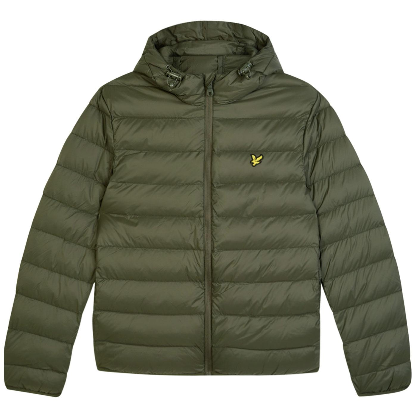 LYLE & SCOTT Retro Lightweight Puffer Jacket (WG)