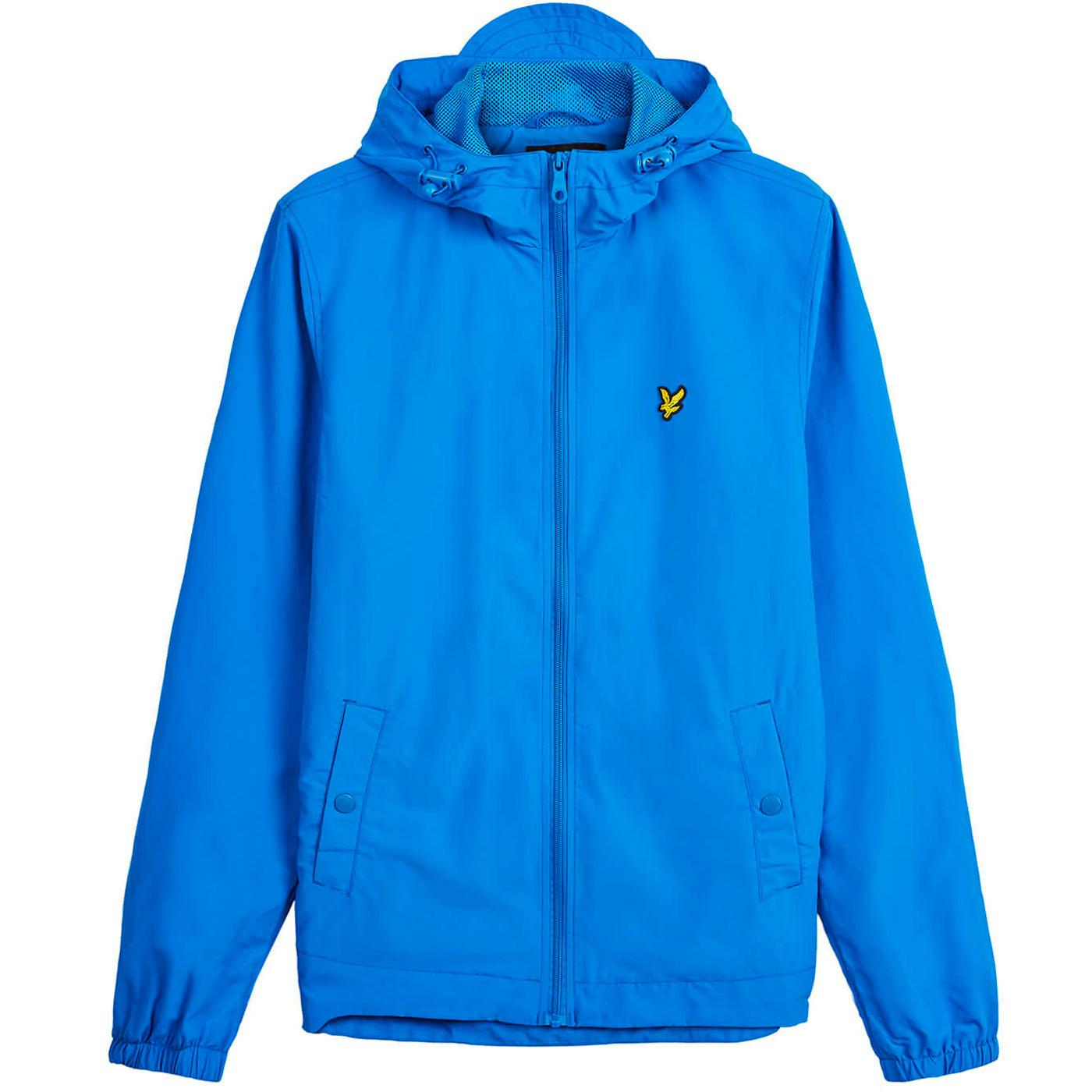LYLE AND SCOTT Retro 90s Casual Hooded Jacket (C)