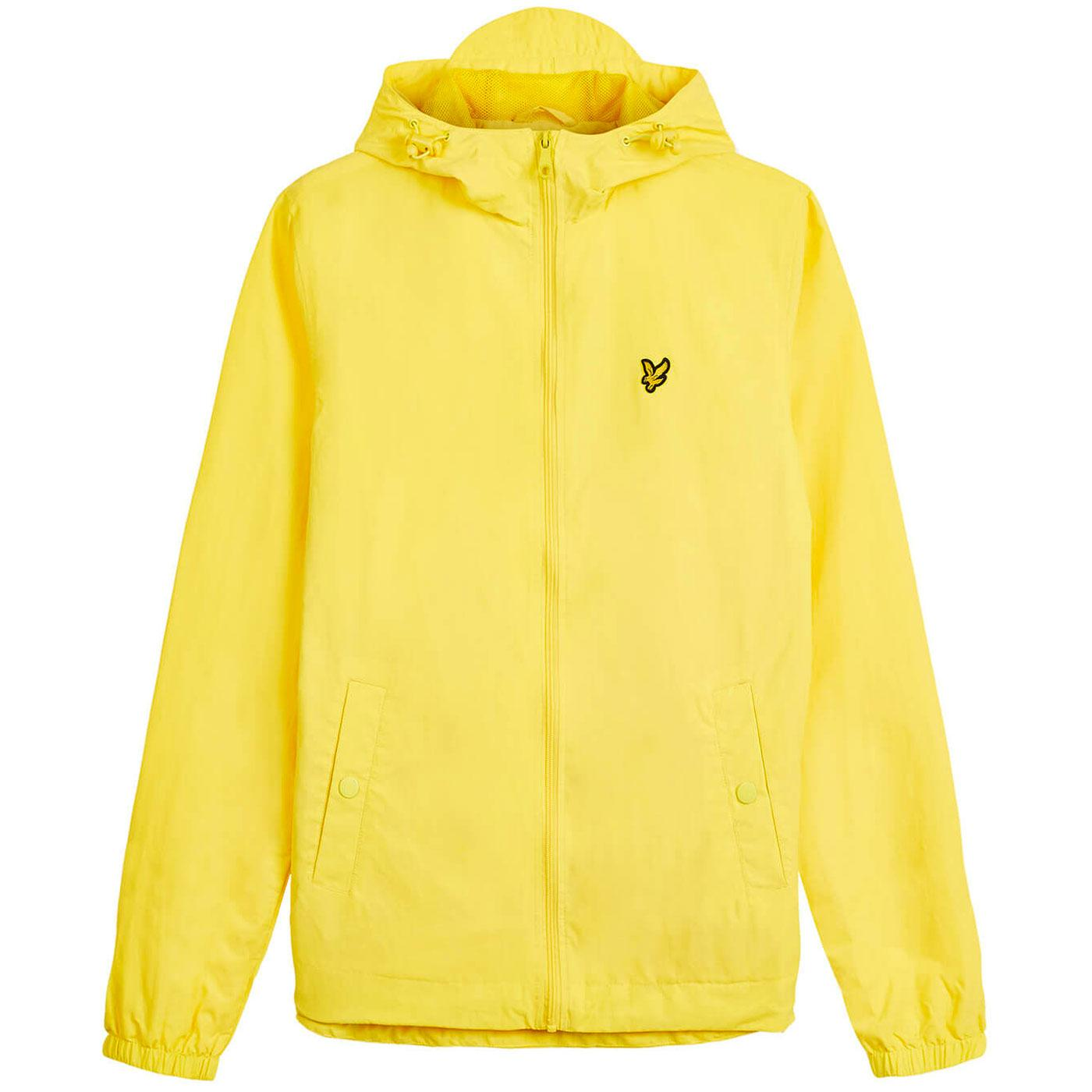 LYLE AND SCOTT Retro 90s Casual Hooded Jacket (Y)