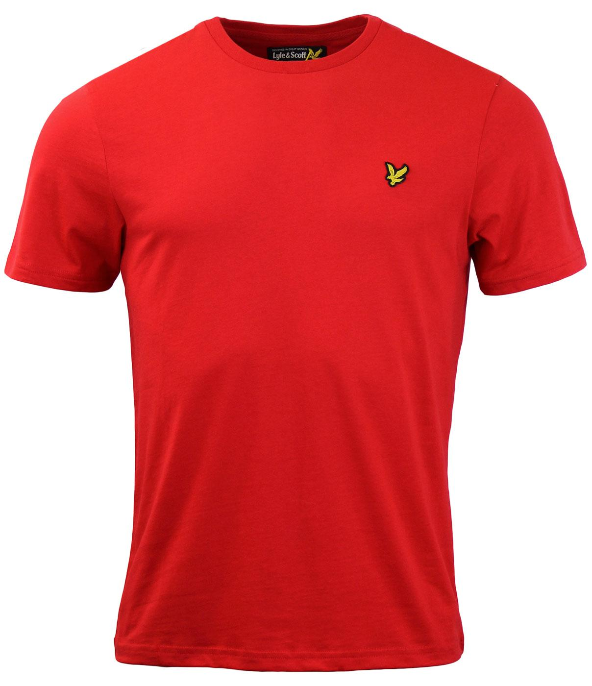 LYLE & SCOTT Retro Plain Golden Eagle T-Shirt RR
