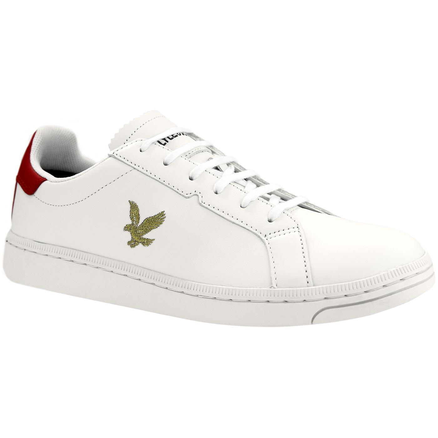 Cormack LYLE & SCOTT Men's Mod Casuals Trainers WR