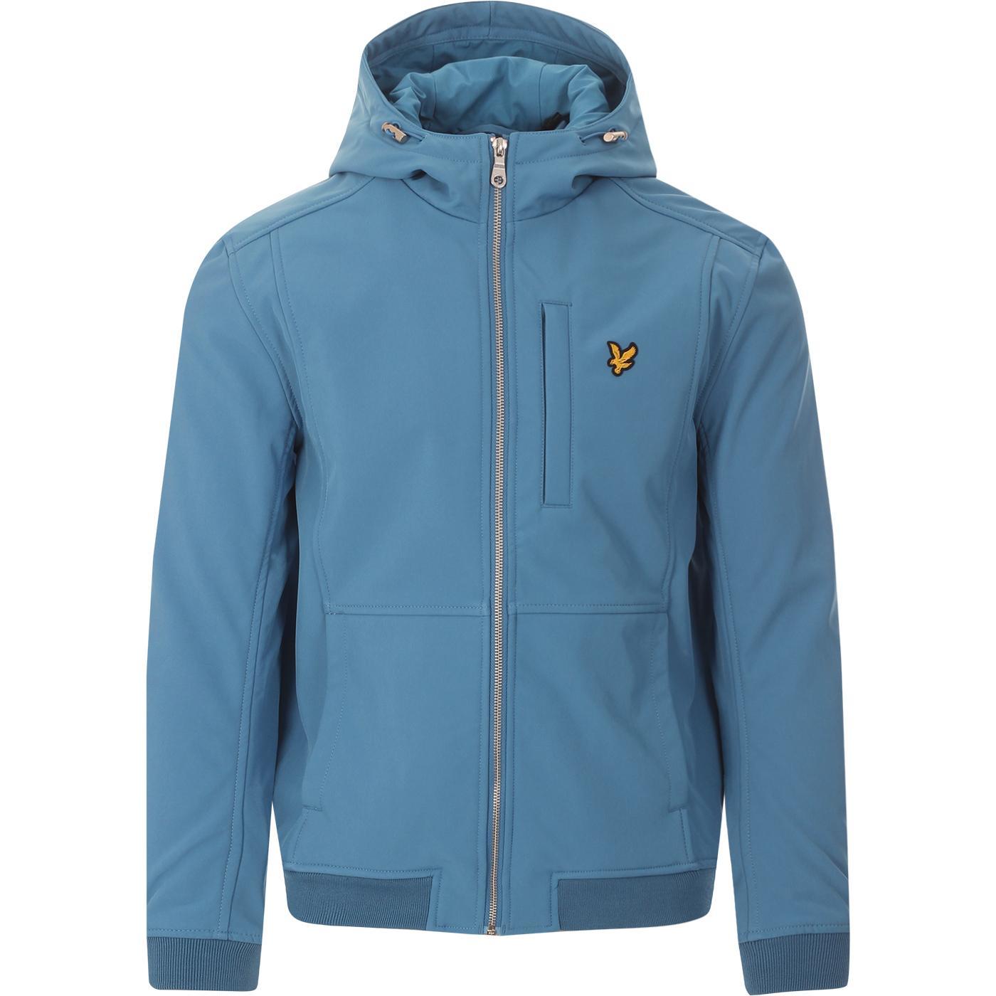 LYLE & SCOTT Retro Casuals Softshell Hooded Jacket