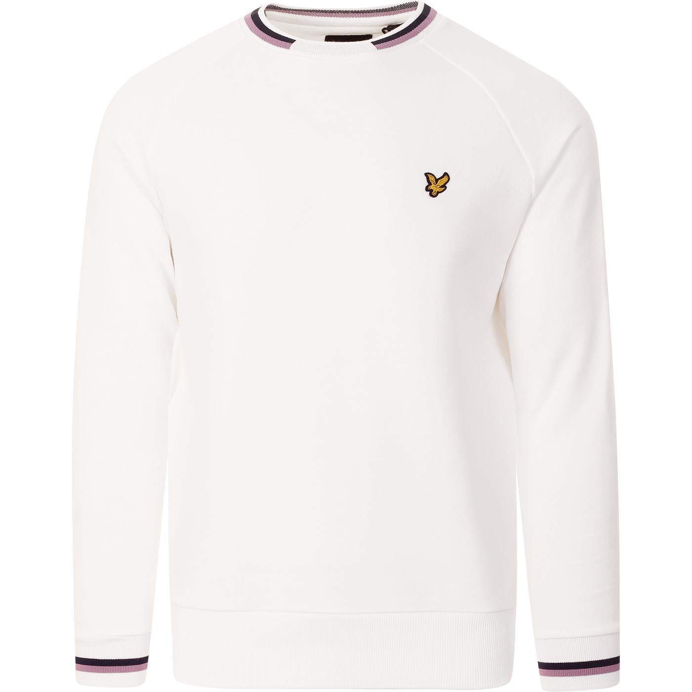 LYLE & SCOTT Retro Double Tipped Sweatshirt (W)