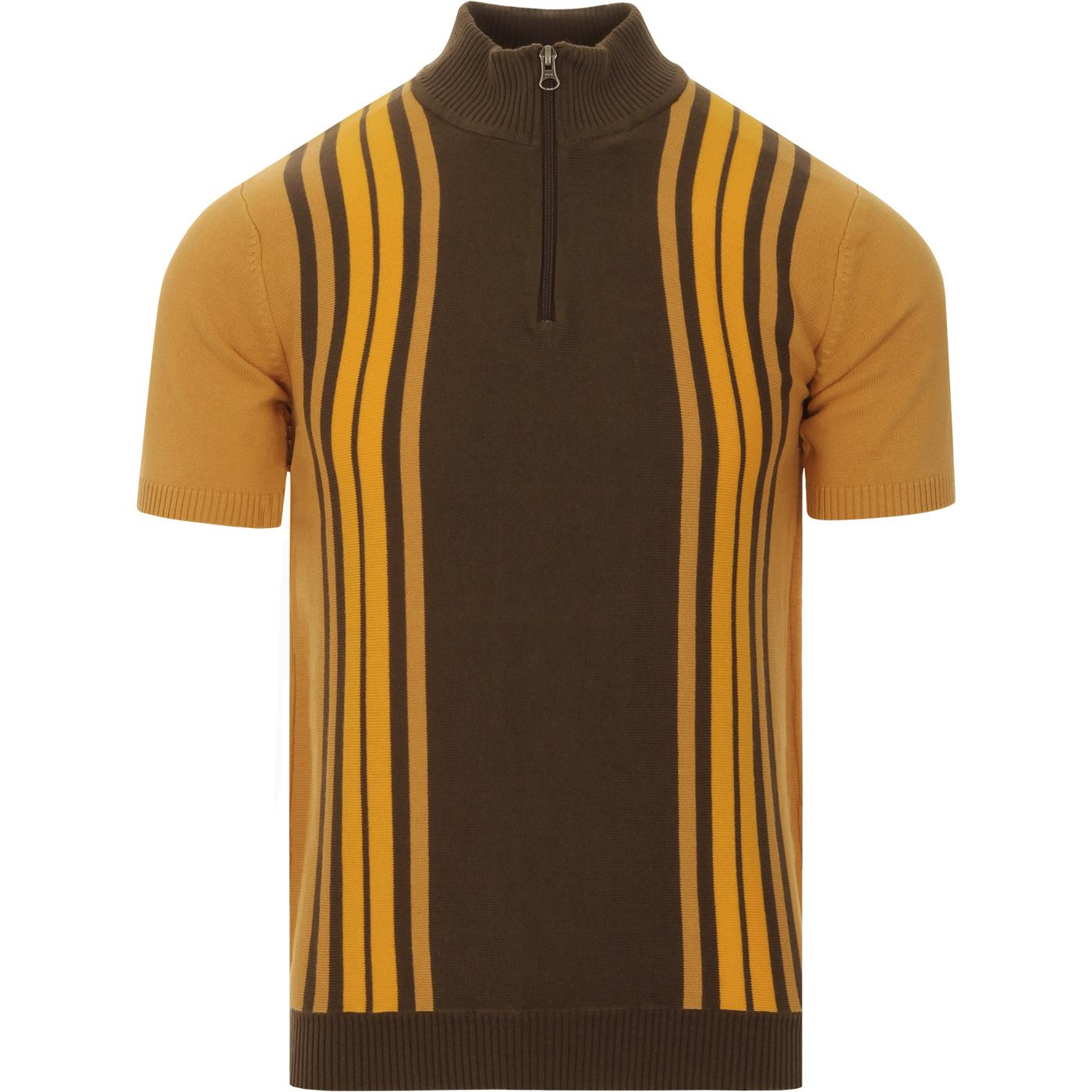Sprint MADCAP ENGLAND Mod Stripe Knit Cycling Top