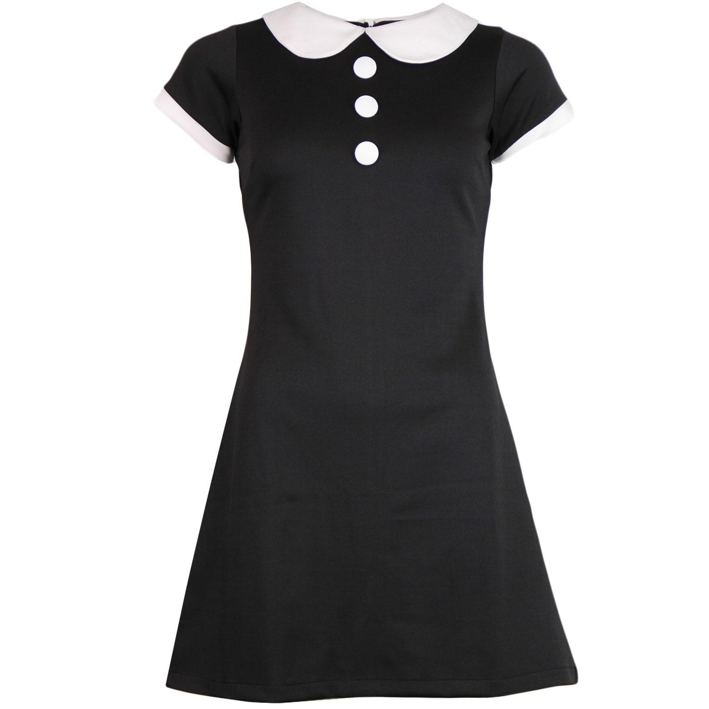 Dollierocker Jersey MADCAP ENGLAND 60s Mod Dress