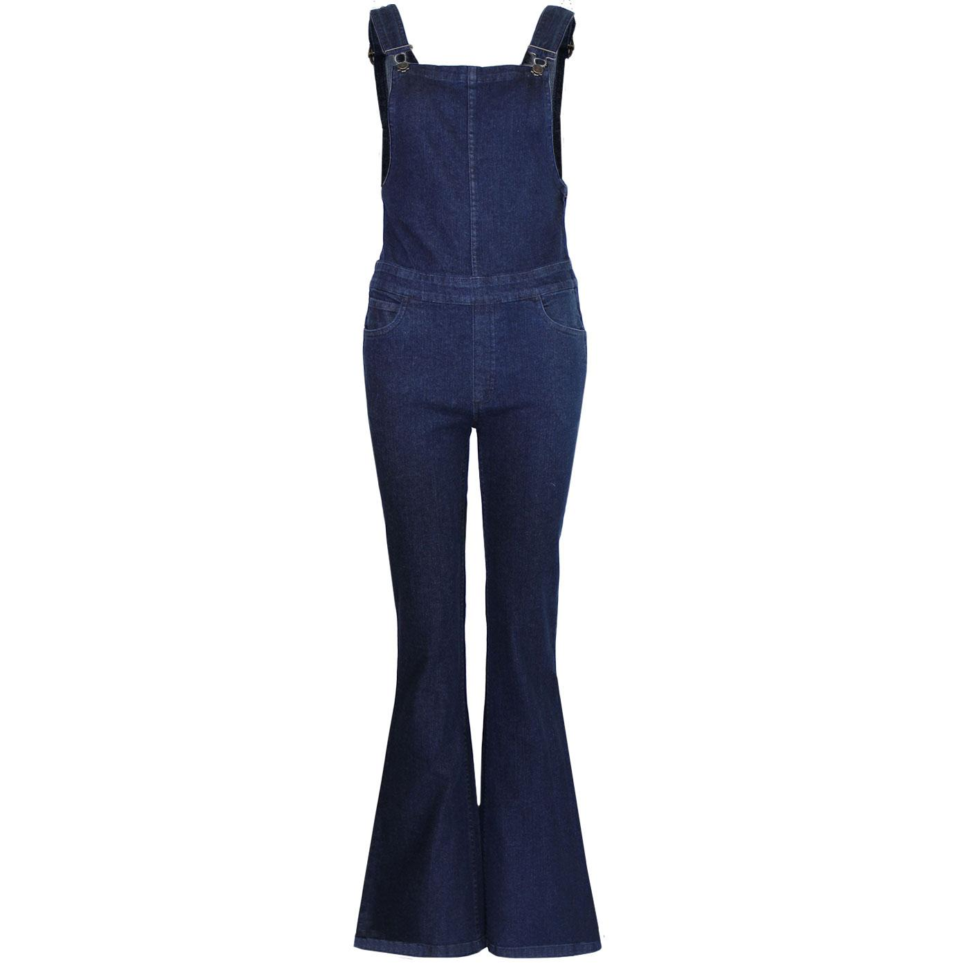 Bellbottom Blues MADCAP ENGLAND Dungaree Flares