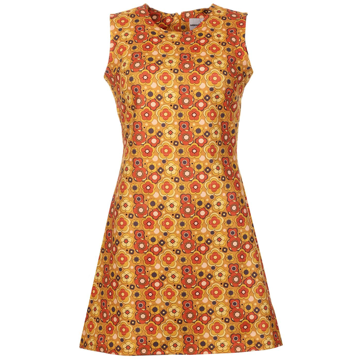 Daytripper MADCAP ENGLAND Retro Floral Shift Dress