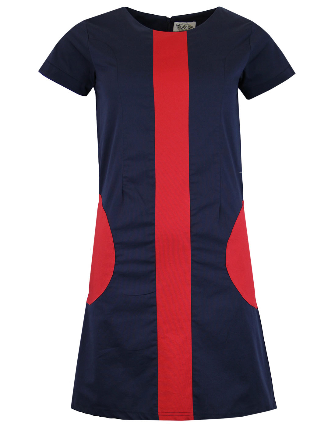 MADCAP ENGLAND Honey Retro 1960s Mod Circle Pocket Dress ...