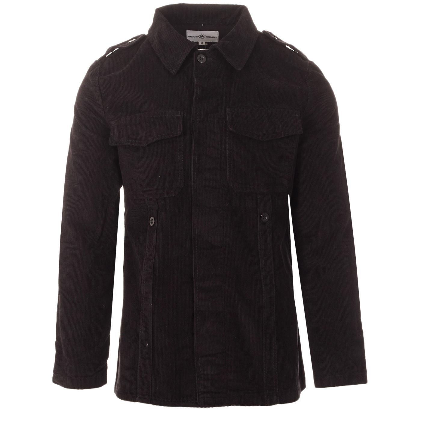 Lennon MADCAP ENGLAND Military Shirt Jacket (B)