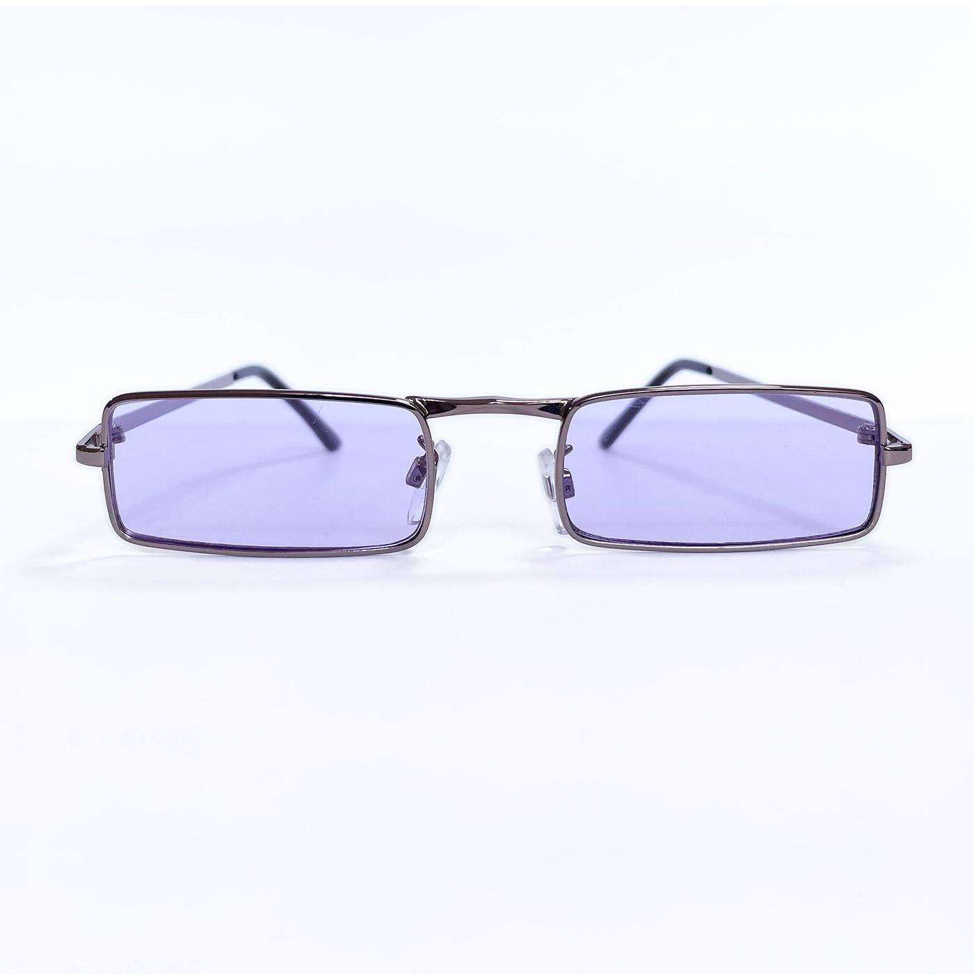 McGuinn MADCAP ENGLAND 1960s Granny Glasses LILAC