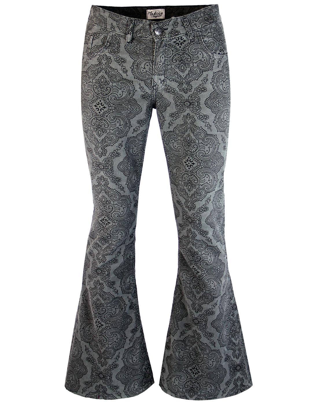 Greatest Mens Flares, Bell-bottoms, Flared Jeans, Madcap England Flares ZV84