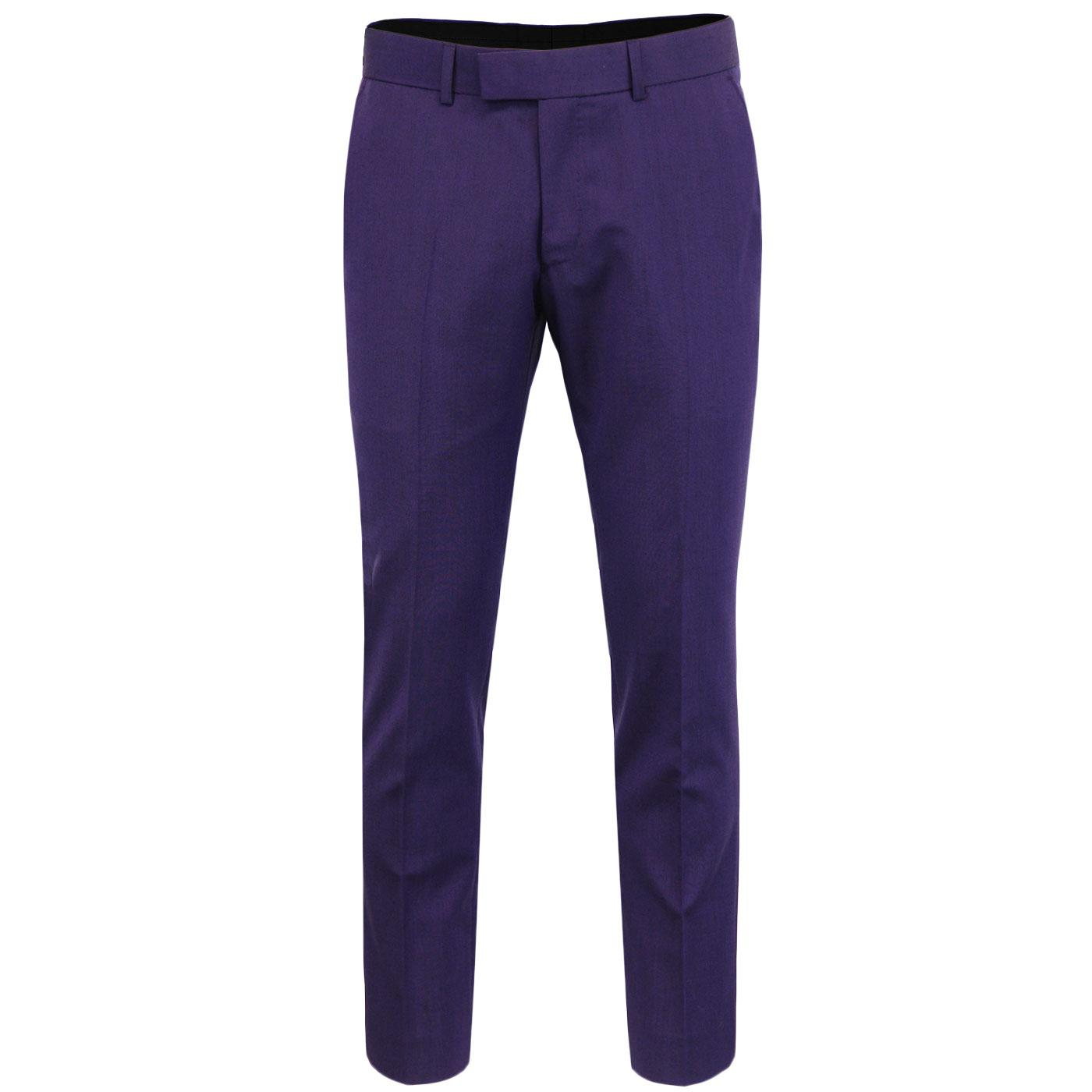 MADCAP ENGLAND Mod Mohair Tonic Suit Trousers (P)