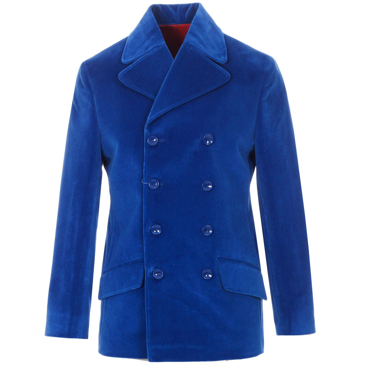 Velvet Breed MADCAP ENGLAND 60s Mod DB Jacket