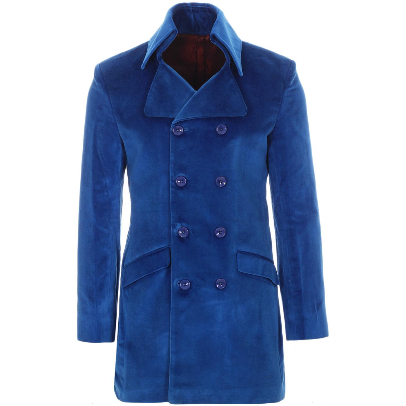 Velvet Goldmine MADCAP ENGLAND 60s Mod Jacket (RB)