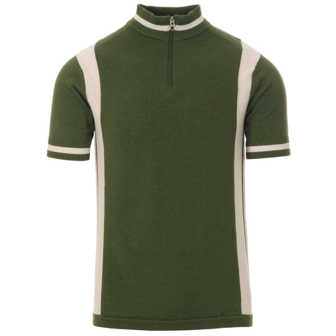 Vitesse MADCAP ENGLAND Mod Knit Cycling Top (CG)