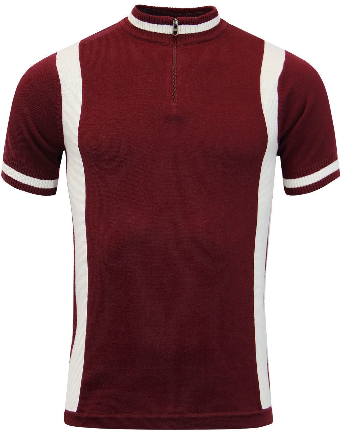 Vitesse MADCAP ENGLAND Retro Mod Cycling Top (Z)
