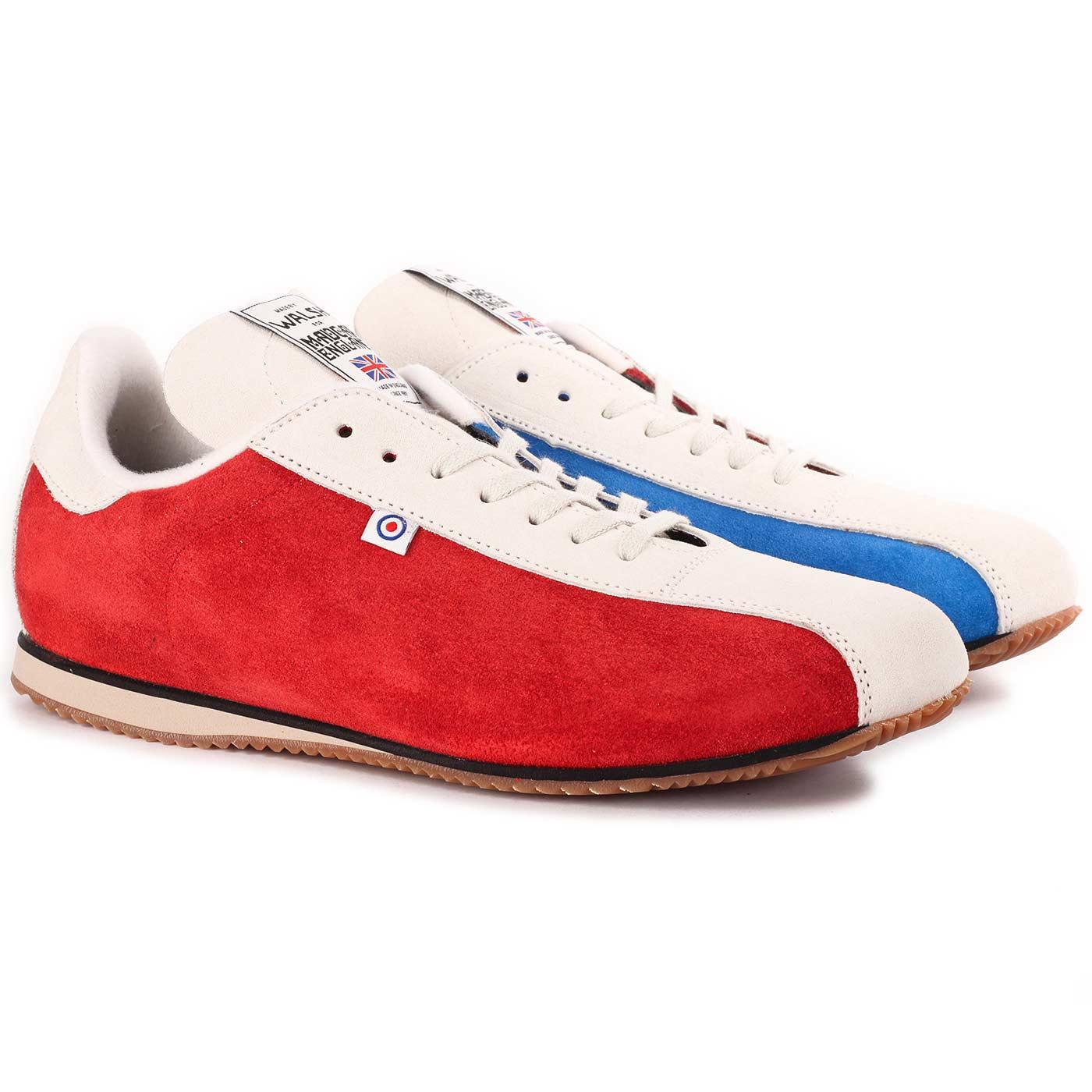 Northern Soul WALSH x MADCAP ENGLAND Mod Trainers