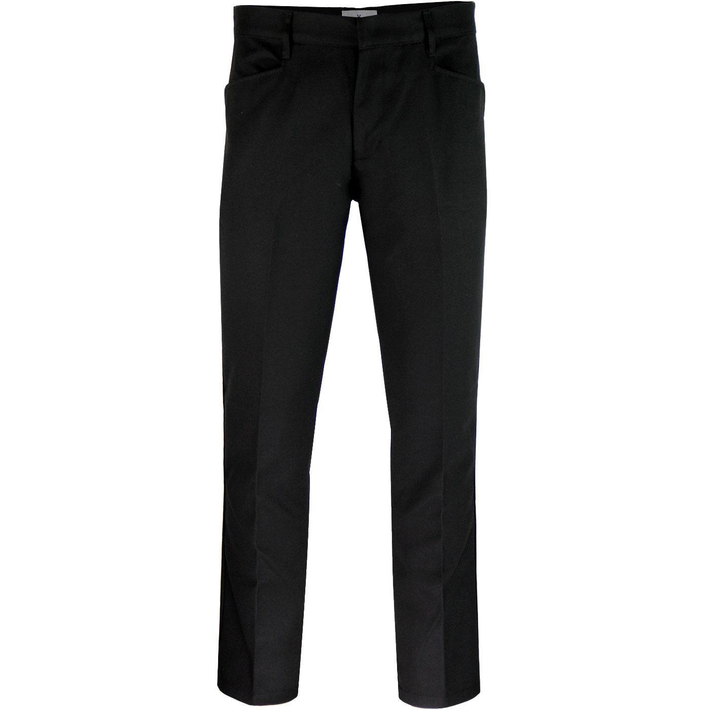 Logan Slim MADCAP ENGLAND 60s Mod Hopsack Trousers