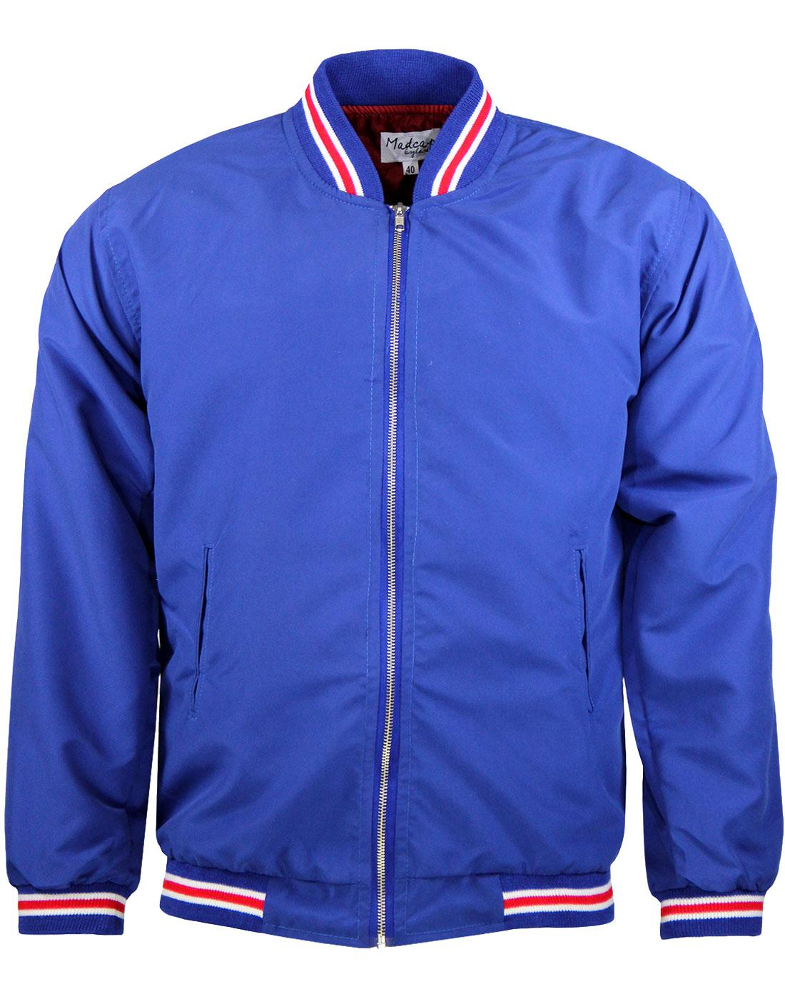 Monkey Jacket MADCAP ENGLND Retro Mod Jacket (RWR)