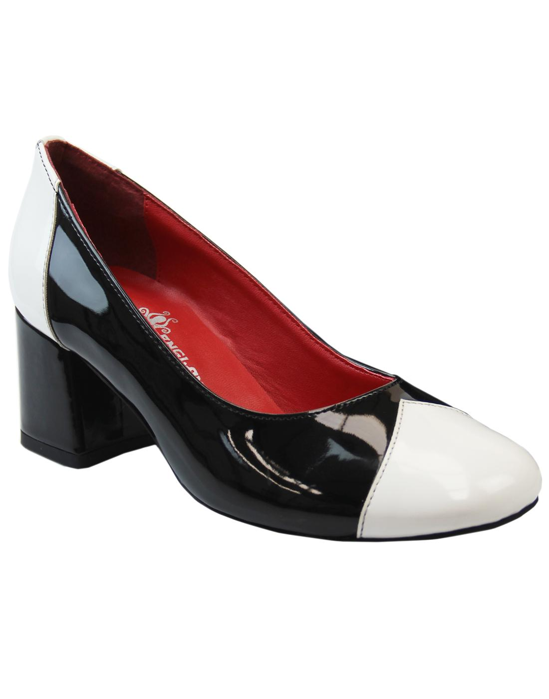 Sylvie MADCAP ENGLAND Women's 60s Mod Heels