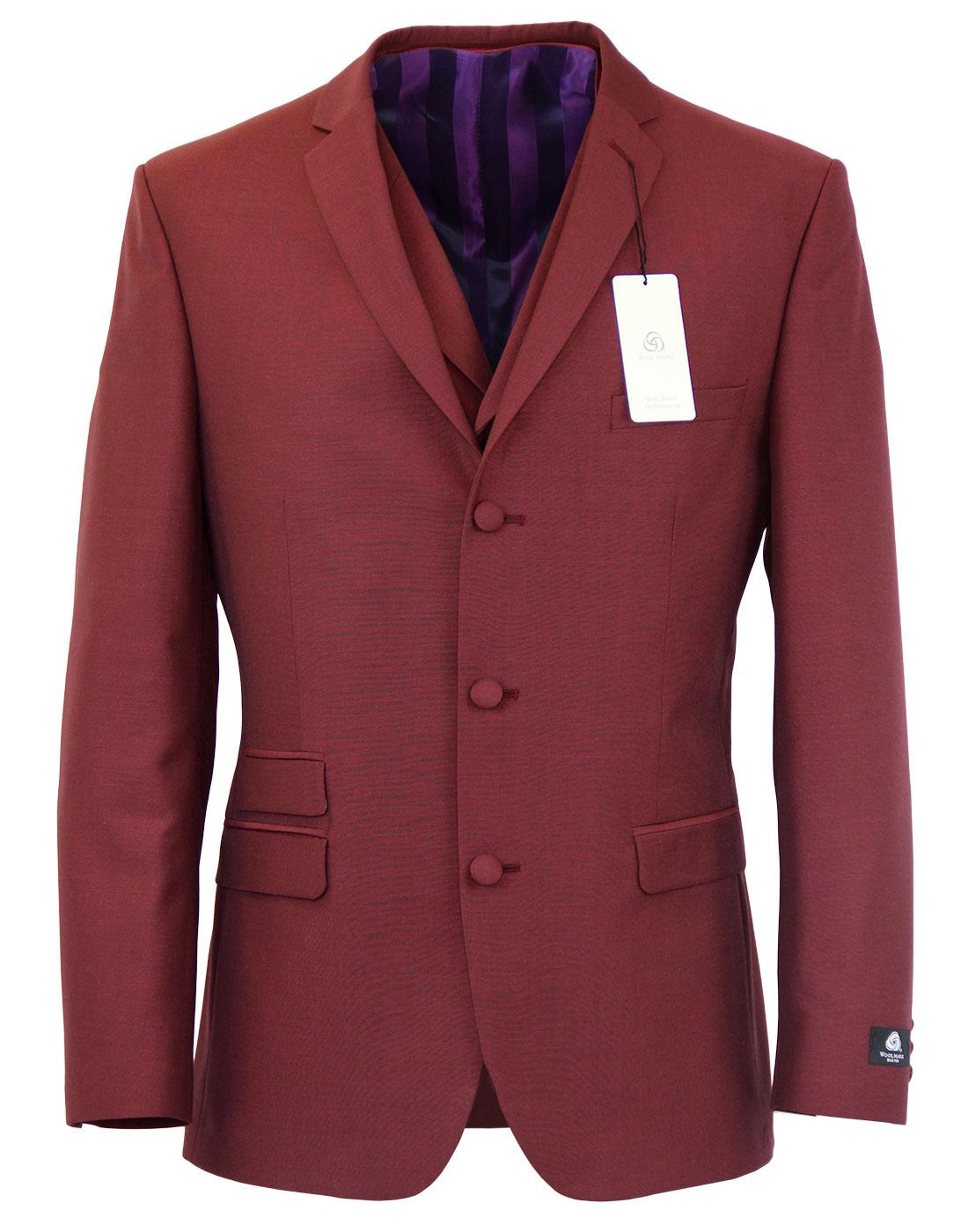 Tailored byMadcap England Mohair Tonic Suit Jacket