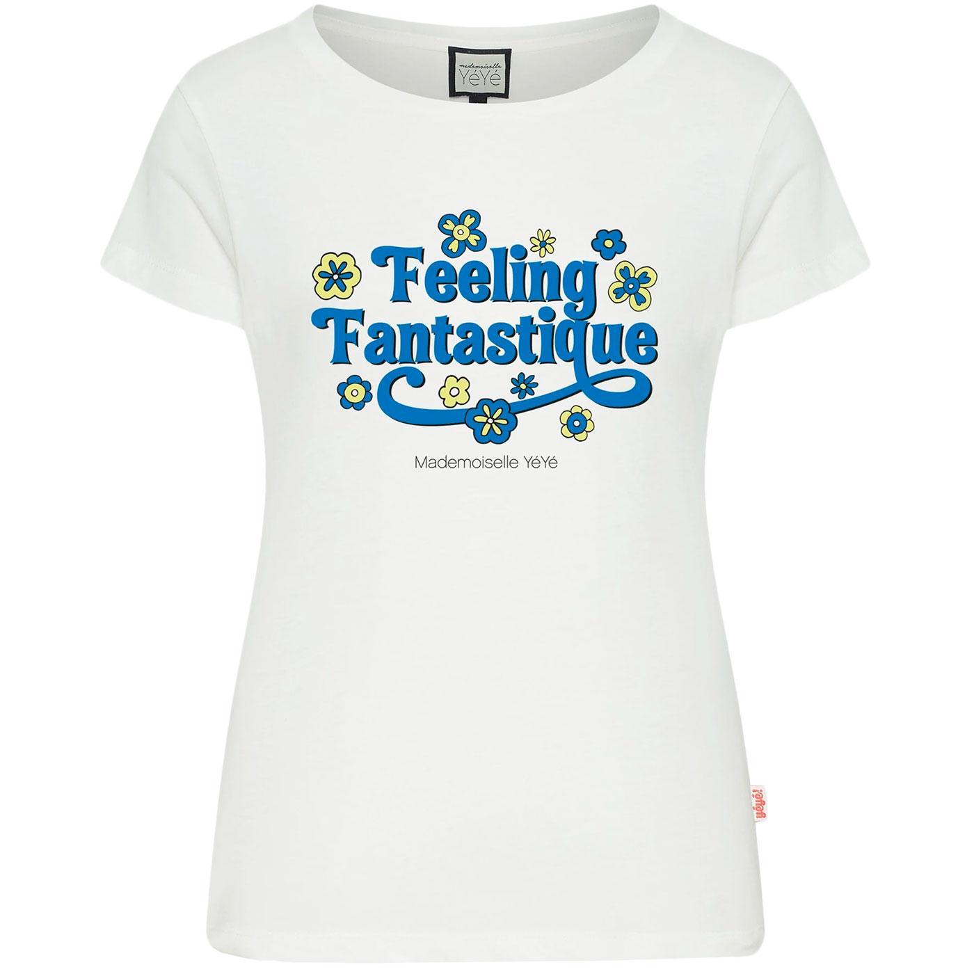 Feeling Fantastique! MADEMOISELLE YEYE Retro Tee E