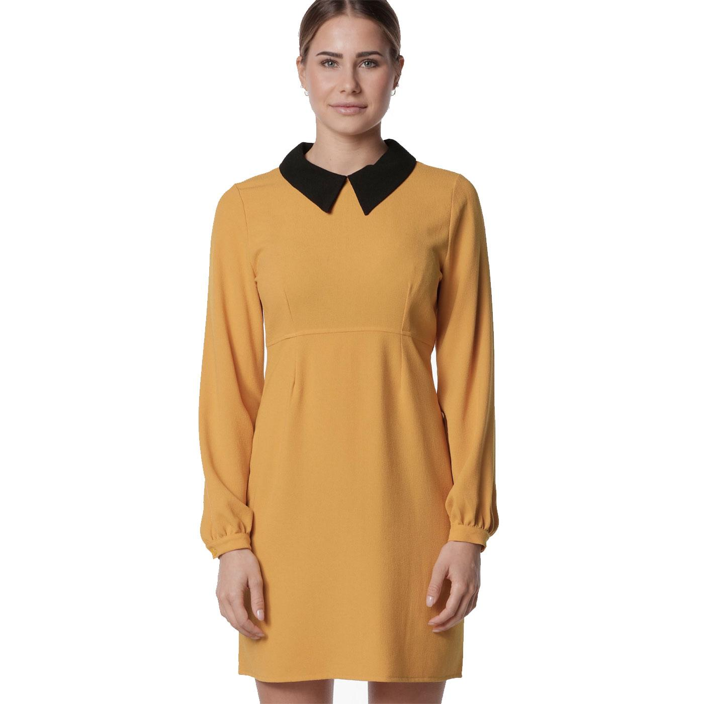 MADEMOISELLE YEYE Serving the Pie 60s Mod Dress