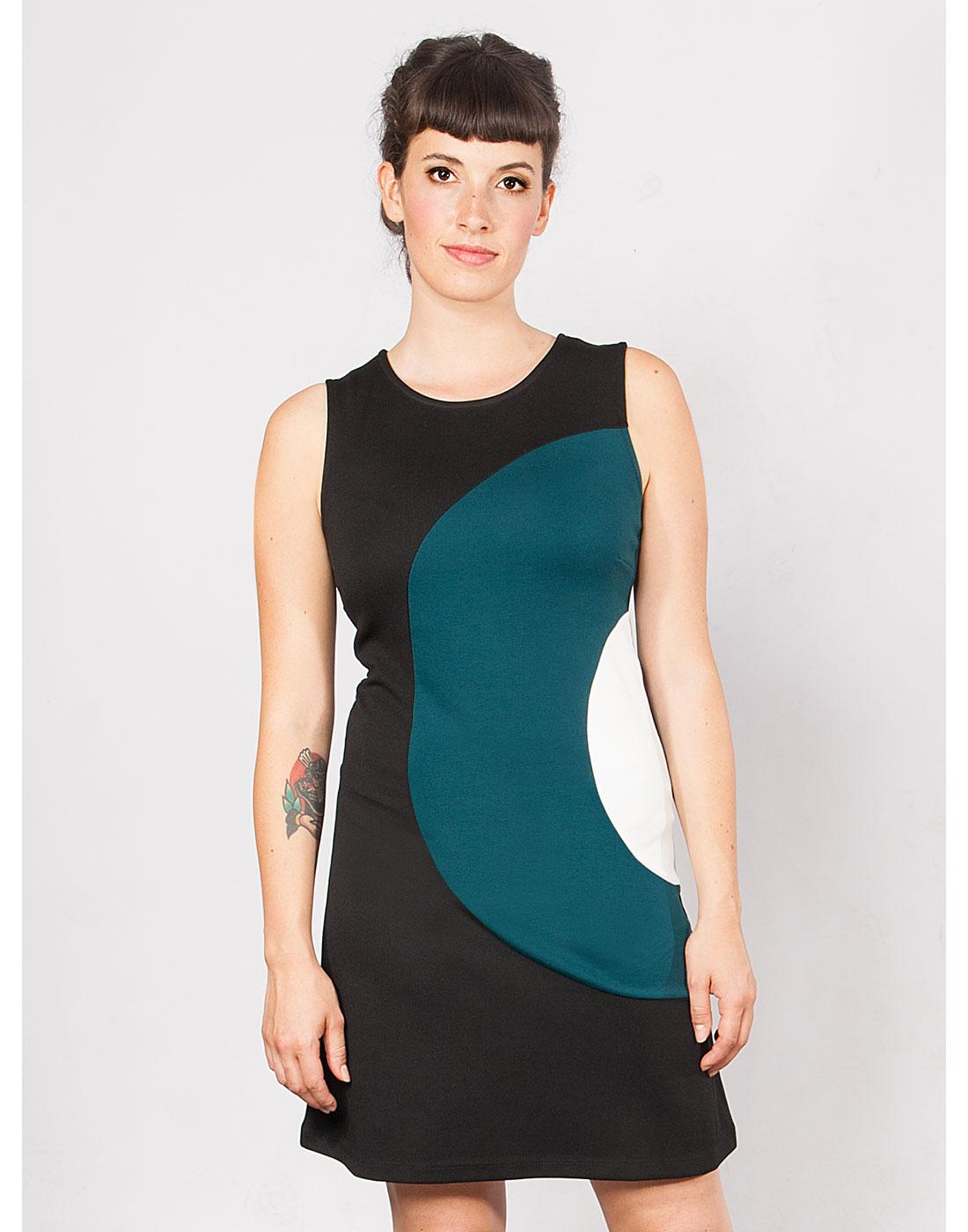 Peggy MADEMOISELLE YEYE Retro Mod Target Dress
