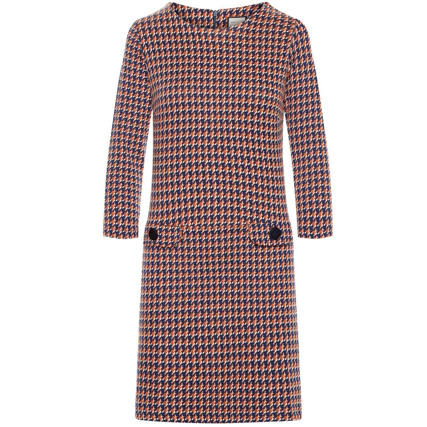 Nine To Five MADEMOISELLE YEYE Houndstooth Dress