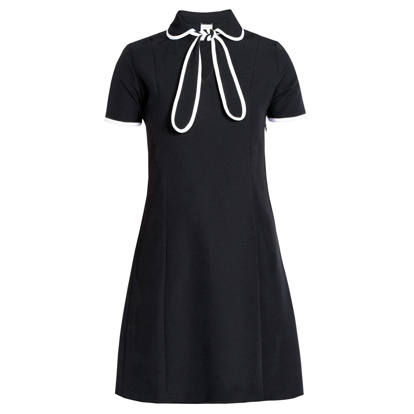 Subtle Rebellion MADEMOISELLE YEYE 60s Mod Dress M