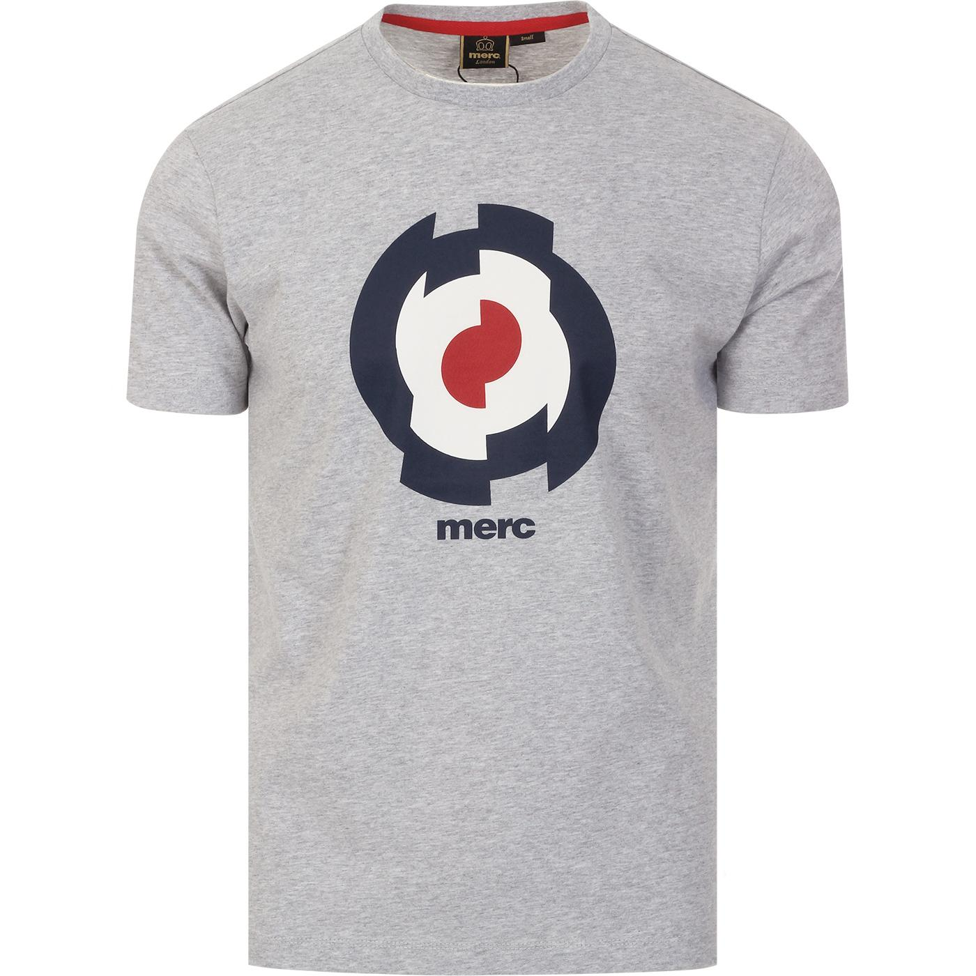 Gunson MERC Abstract Mod Target Tee (Light Grey)