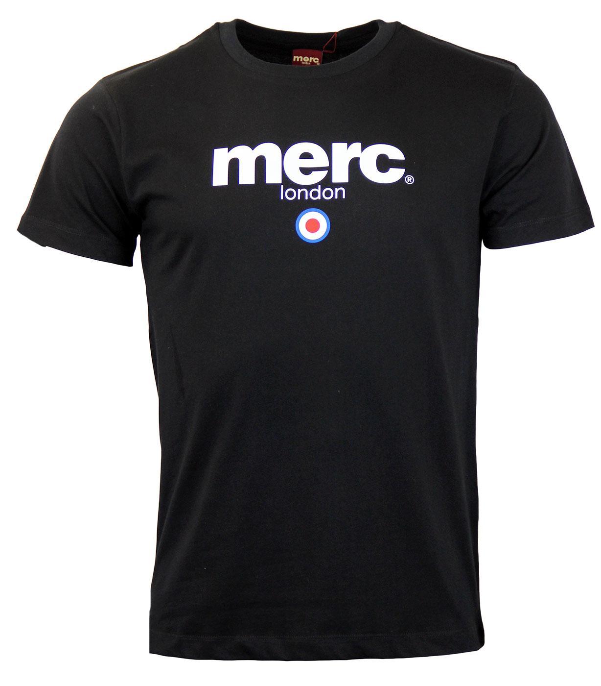 Brighton MERC Retro Mod Target Signature T-Shirt B