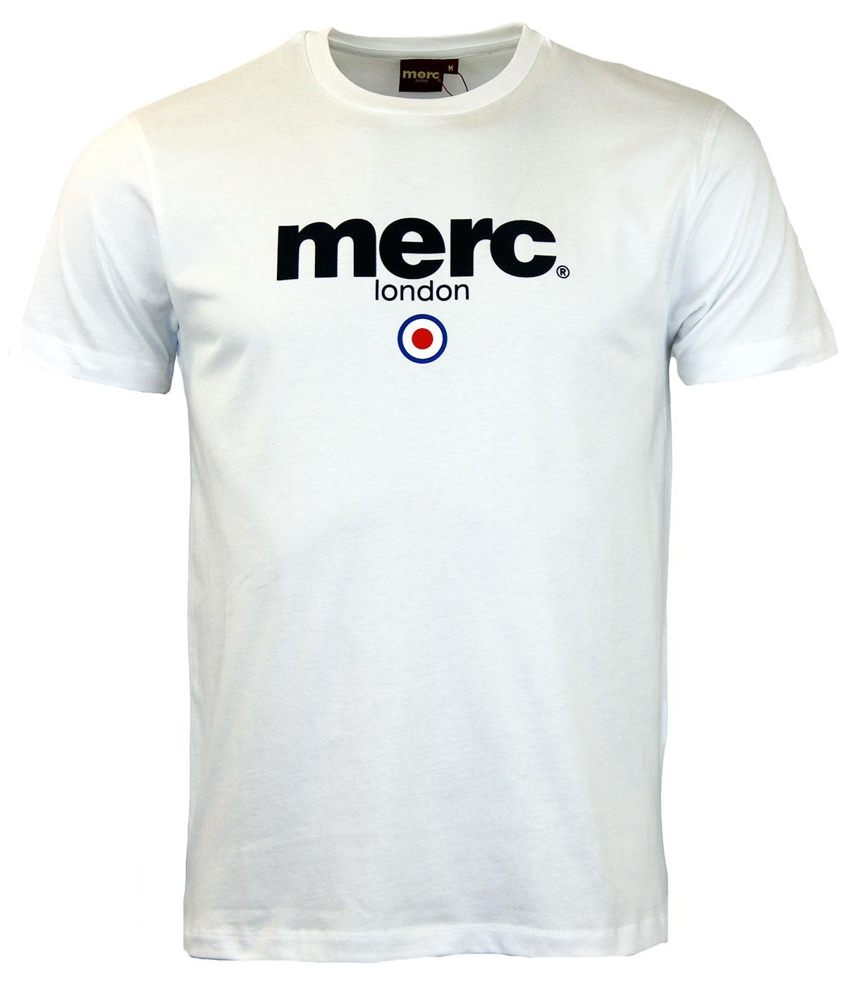 Brighton MERC Retro Mod Target Signature T-Shirt W