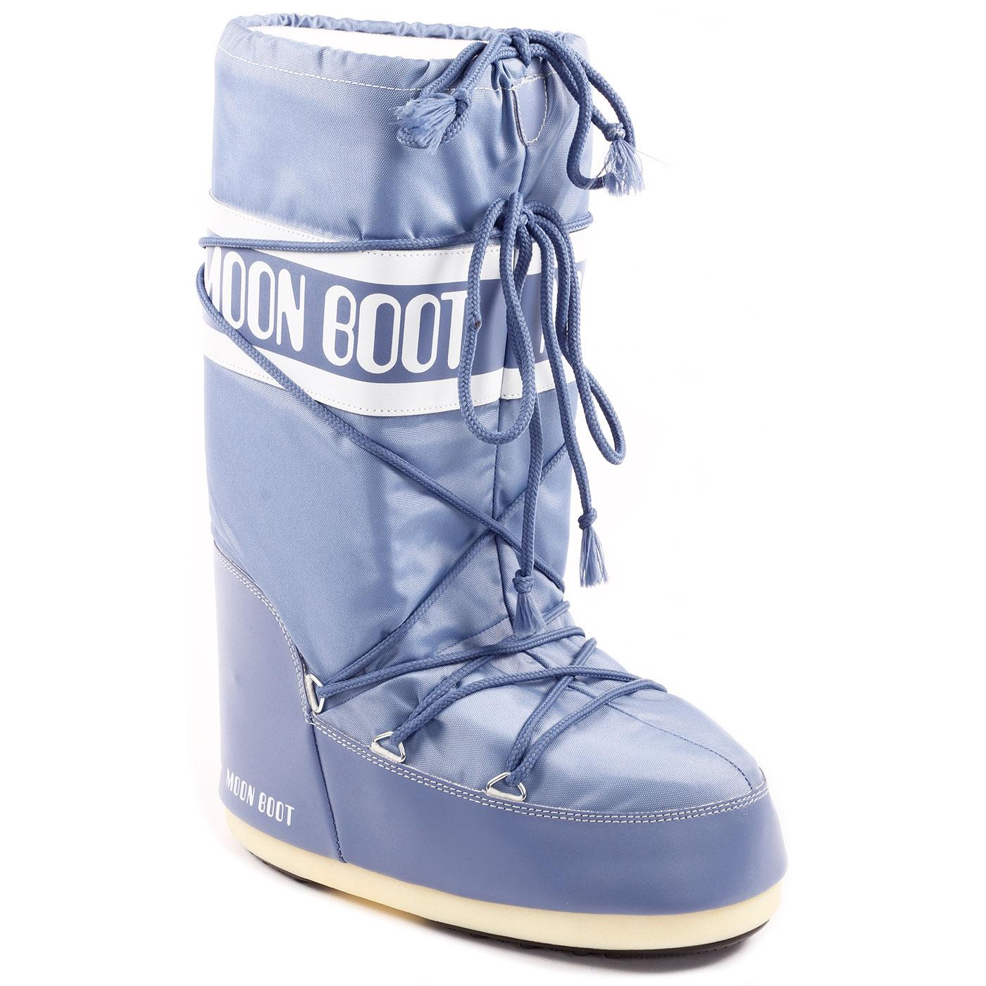 ORIGINAL MOON BOOT Classic Retro 70s Snow Boots SW
