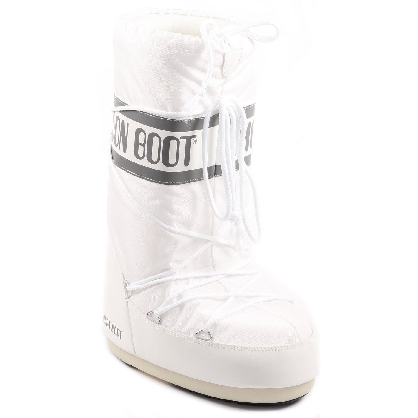 ORIGINAL MOON BOOT Classic Retro 70s Snow Boots W