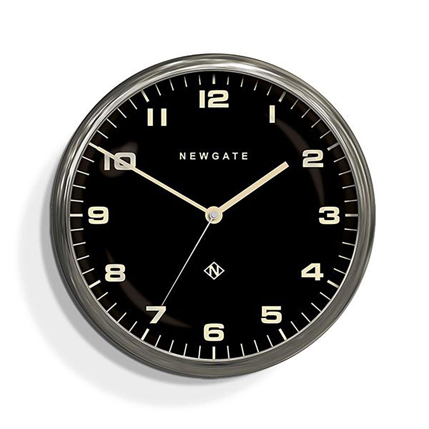 The Chrysler NEWGATE CLOCKS Sixties Wall Clock BS