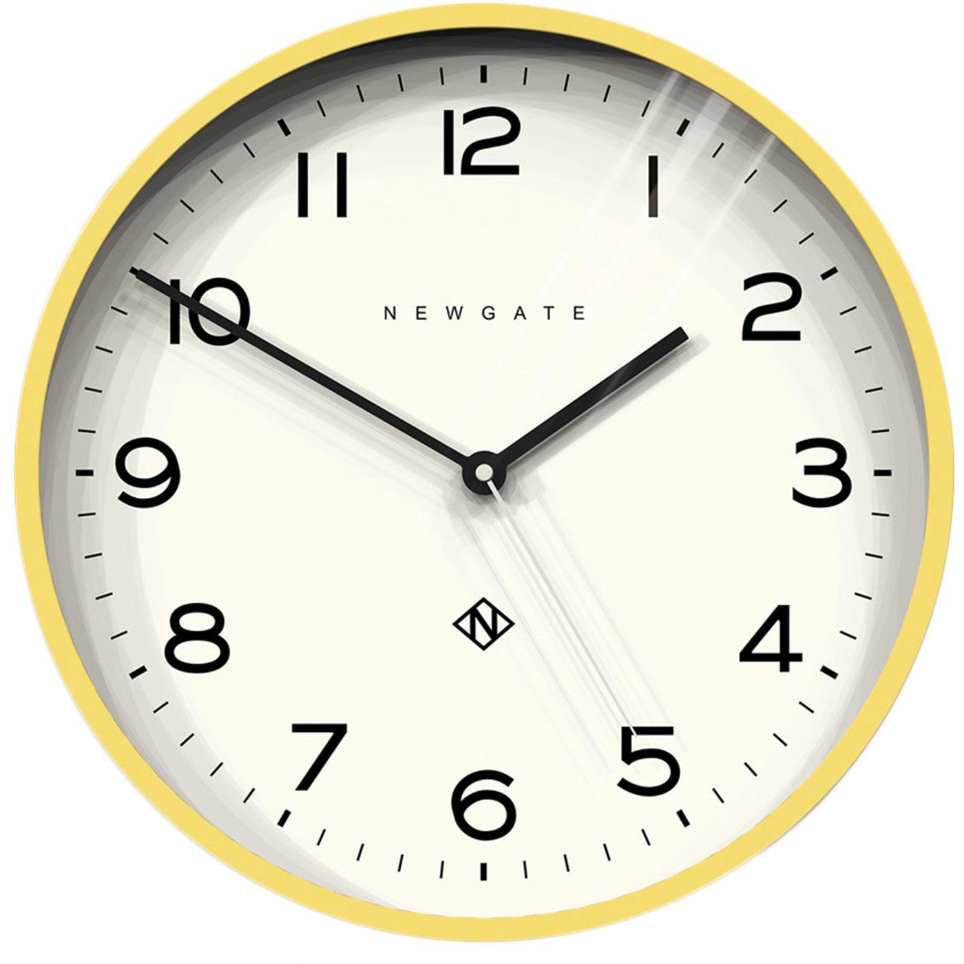 Echo Number Three NEWGATE CLOCKS Retro Clock Y