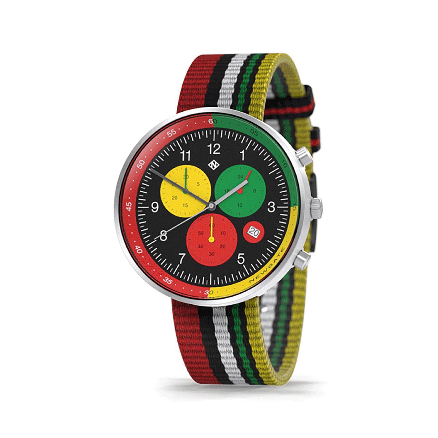 G6 Hong Kong NEWGATE CLOCKS Chronograph Watch