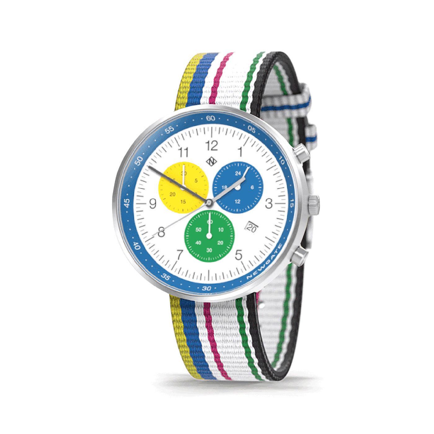 G6 Oxford NEWGATE CLOCKS Chronograph Watch