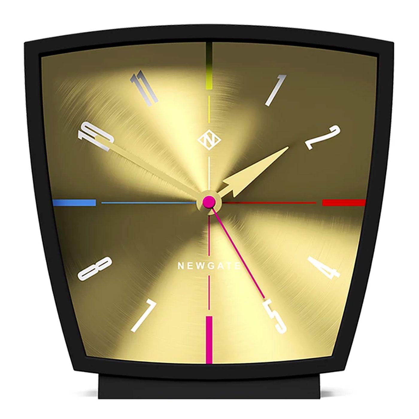 Odyssey NEWGATE Retro 60s Space Age Mantel Clock